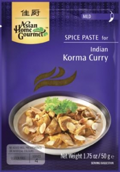 Korma Curry Indien
