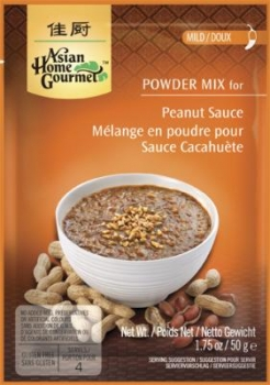 Peanut Sauce Mix - Indonesien