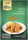 Lemon Chicken - Cantonese